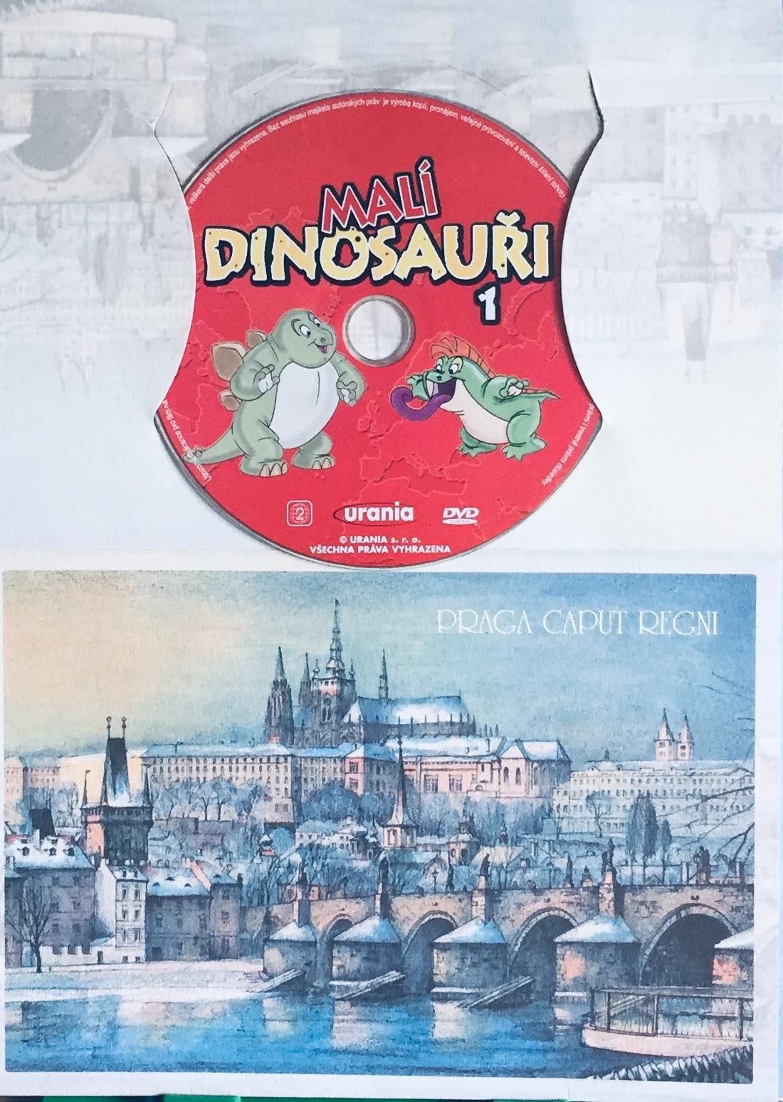 Malí dinosauři 1 - DVD /dárkový obal/