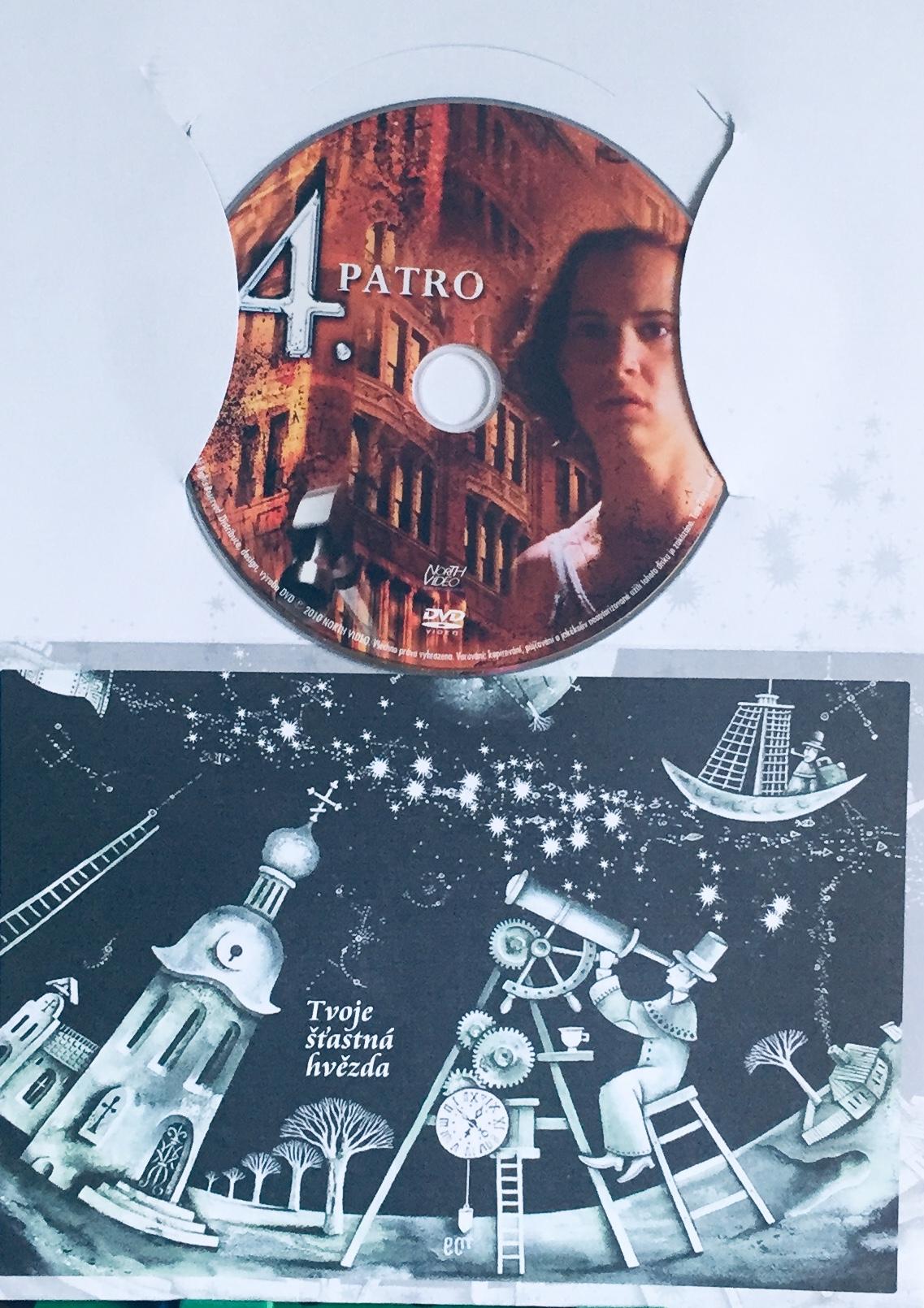 4. patro - DVD /dárkový obal/