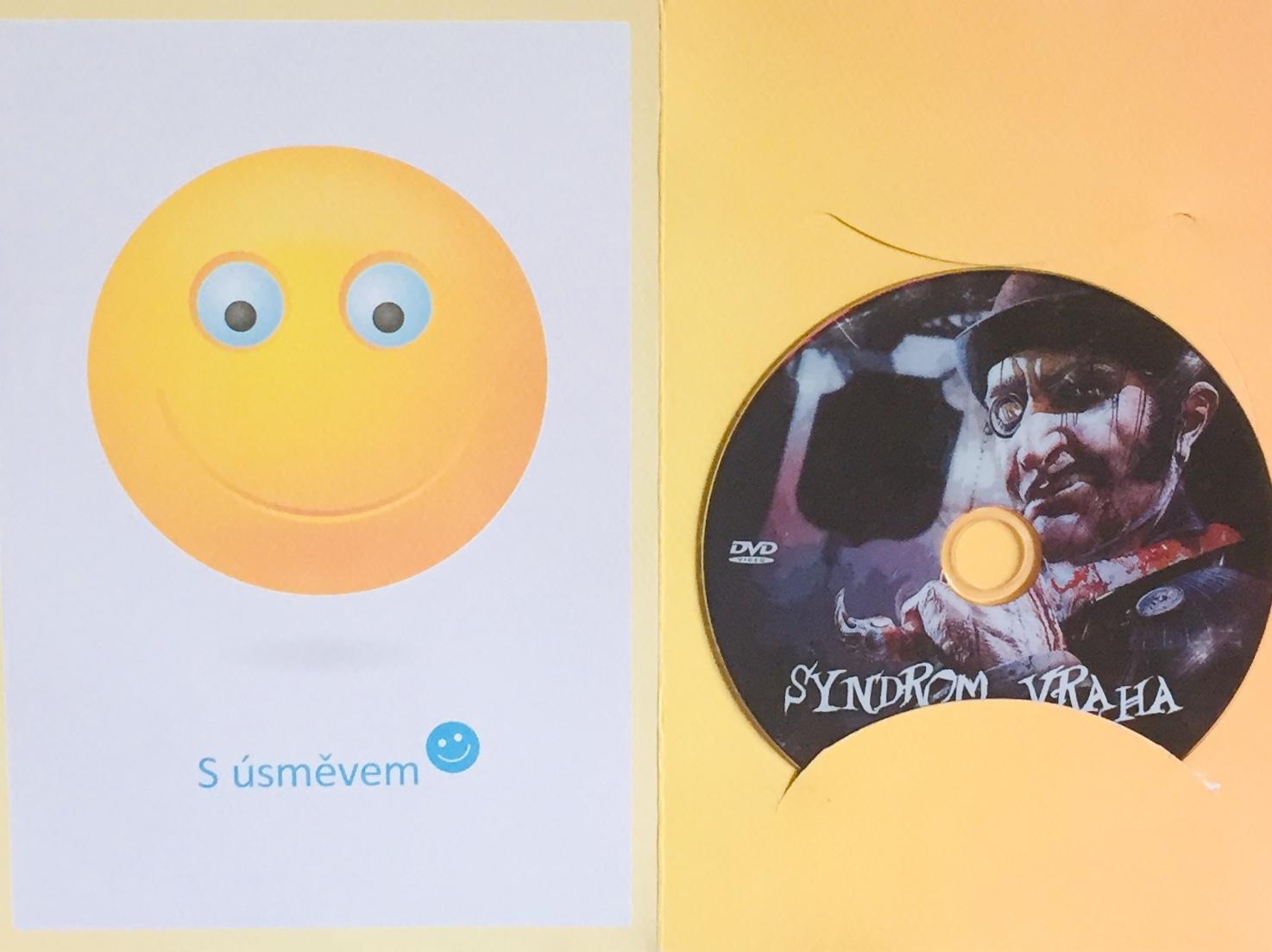 Syndrom vraha - DVD /dárkový obal/