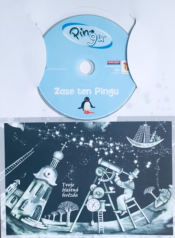 Pingu - Zase ten Pingu - DVD /dárkový obal/