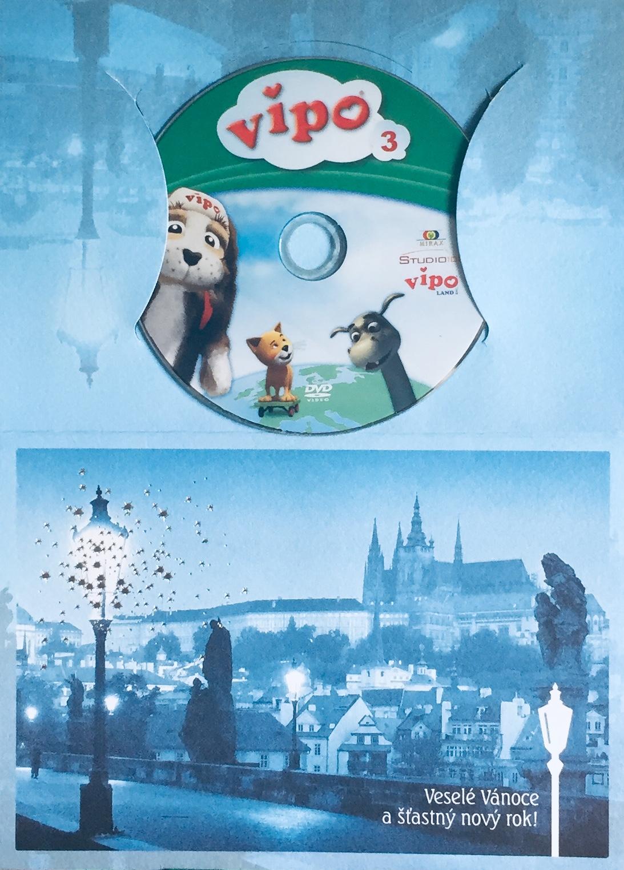 Vipo 3 - DVD /dárkový obal/