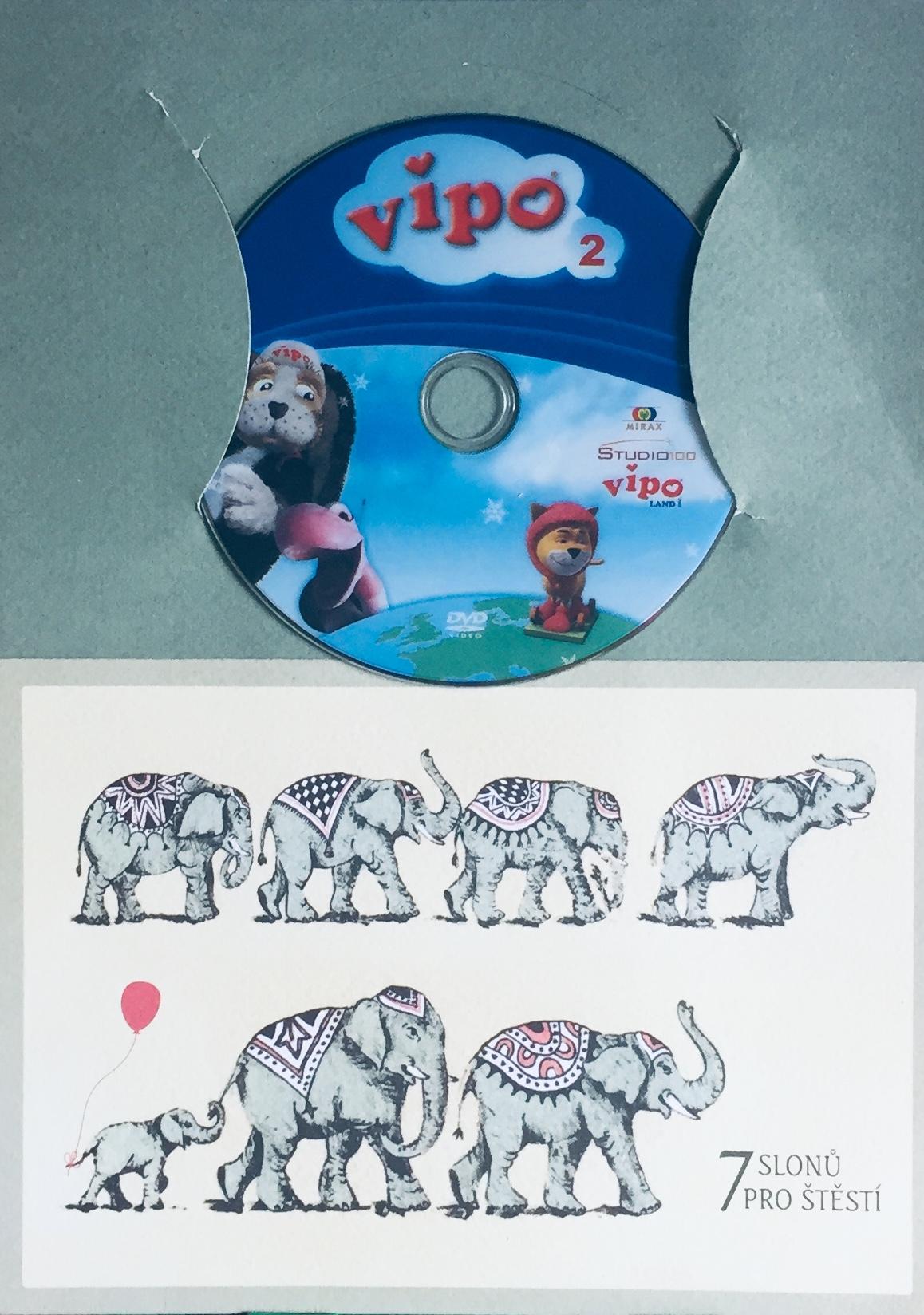 Vipo 2 - DVD /dárkový obal/