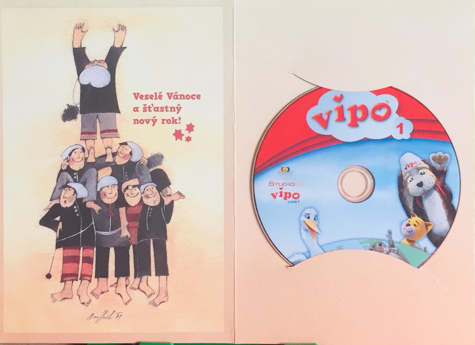 Vipo 1 - DVD /dárkový obal/