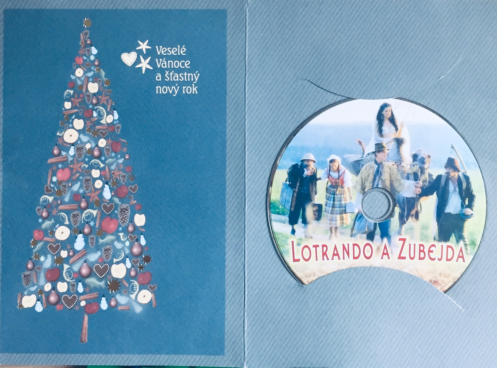 Lotrando a Zubejda - DVD /dárkový obal/