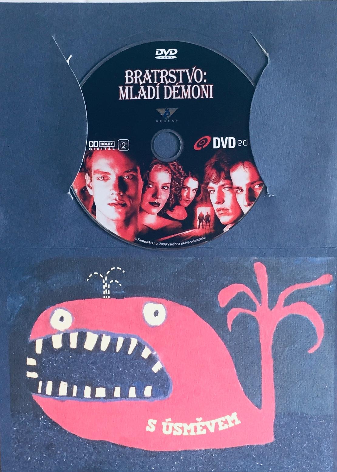 Bratrstvo: Mladí démoni - DVD /dárkový obal/