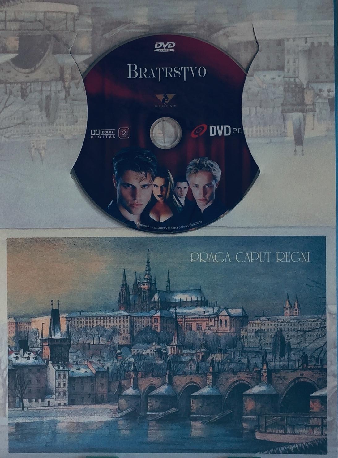 Bratrstvo - DVD /dárkový obal/