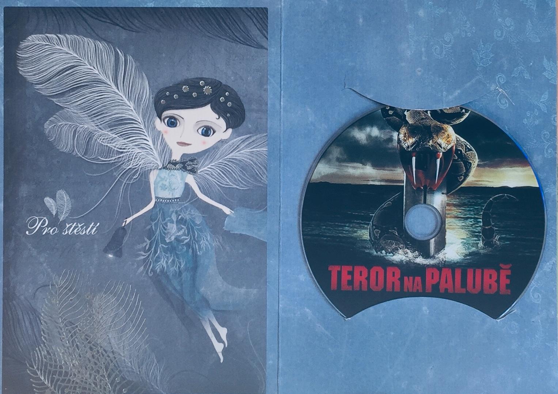 Teror na palubě - DVD /dárkový obal/