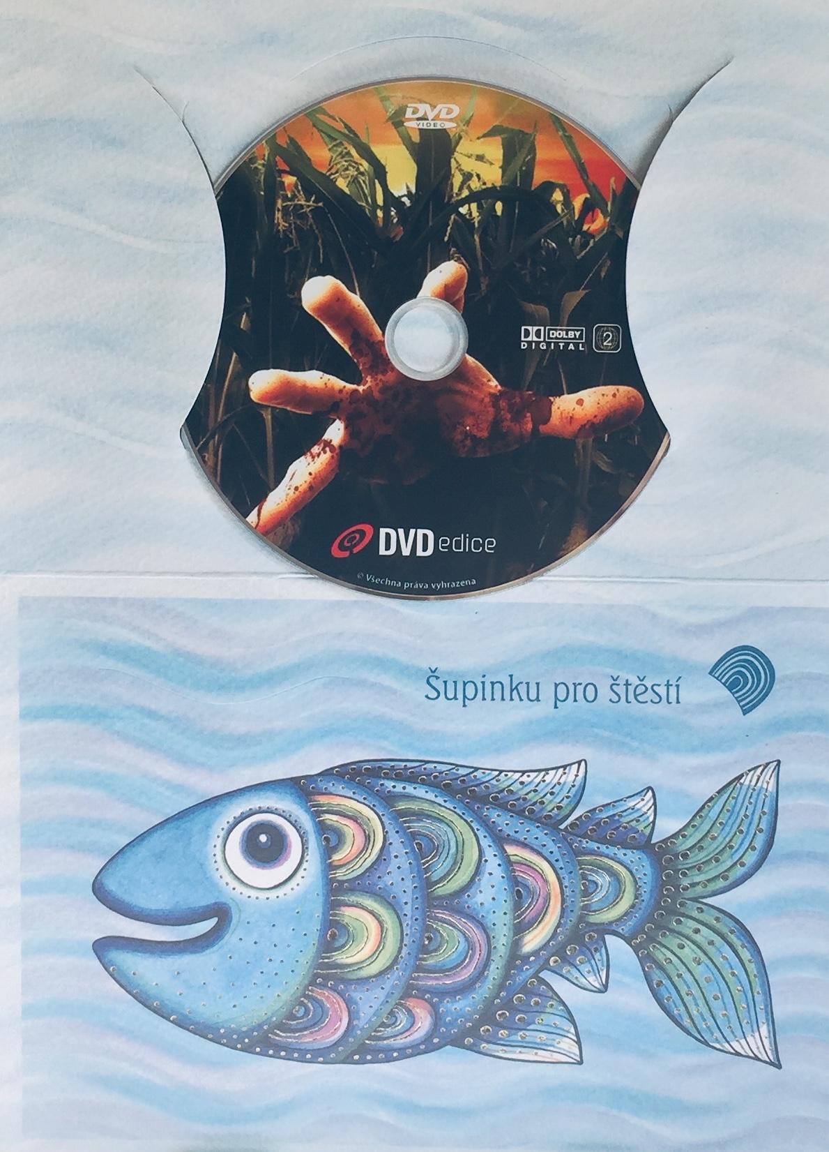 Anakonda - DVD /dárkový obal/
