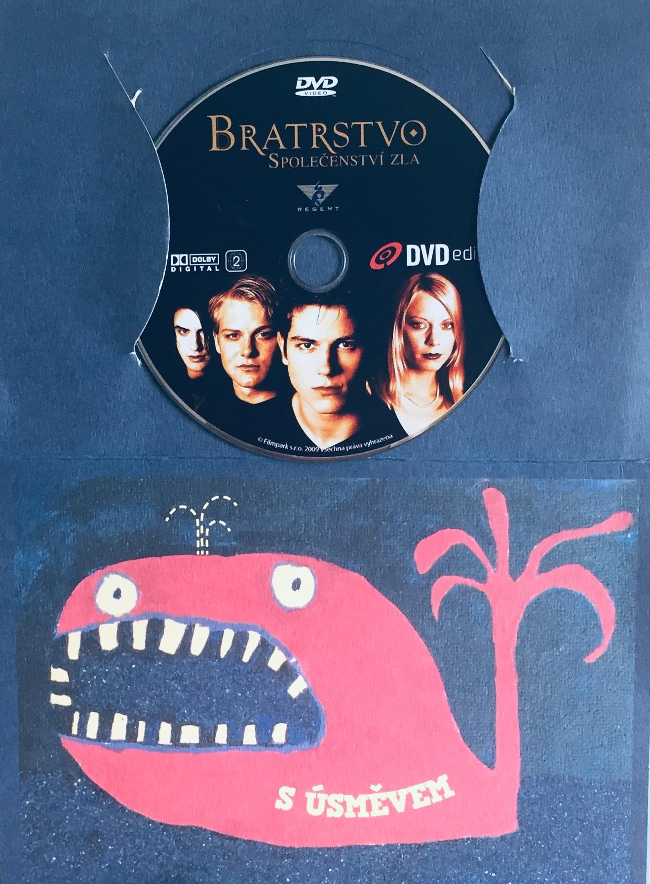 Bratrstvo - Společenství zla - DVD /dárkový obal/