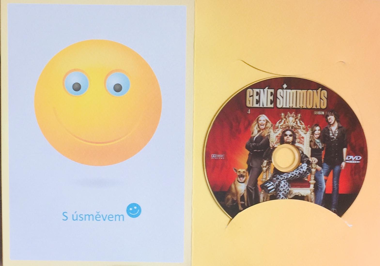 Gene Simmons - Rodinné klenoty 4 - DVD /dárkový obal/