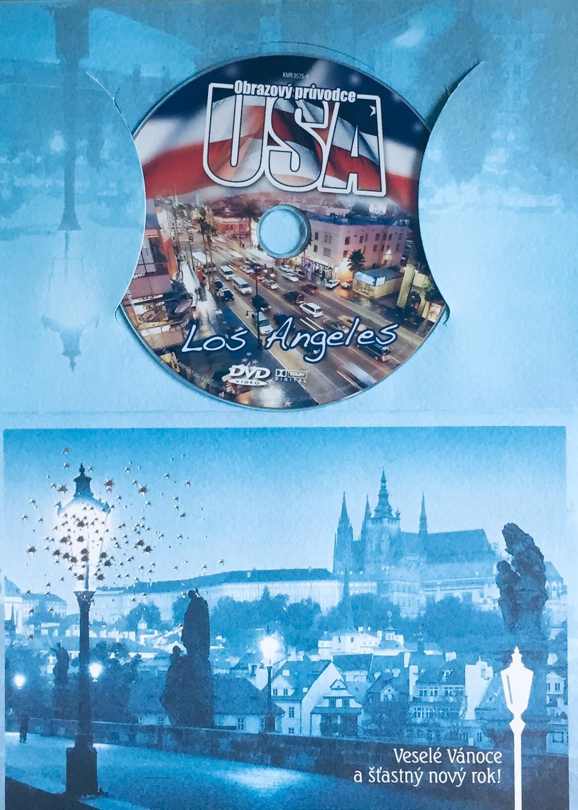 Obrazový průvodce - USA - Los Angeles - DVD /dárkový obal/