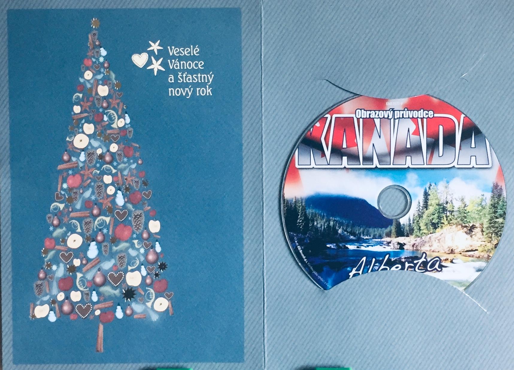 Obrazový průvodce - Kanada - Alberta - DVD /dárkový obal/