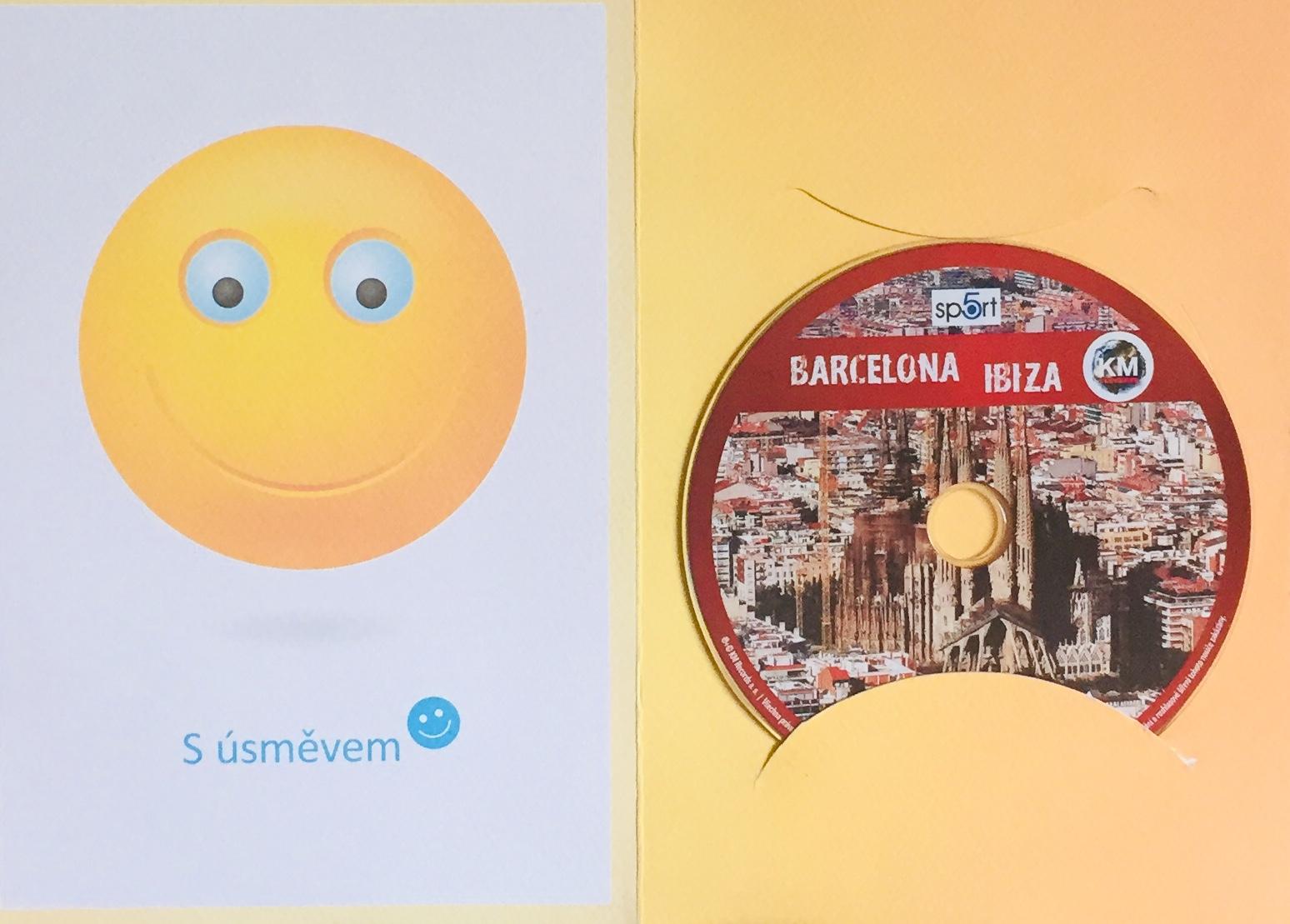 Barcelona Ibiza - DVD /dárkový obal/