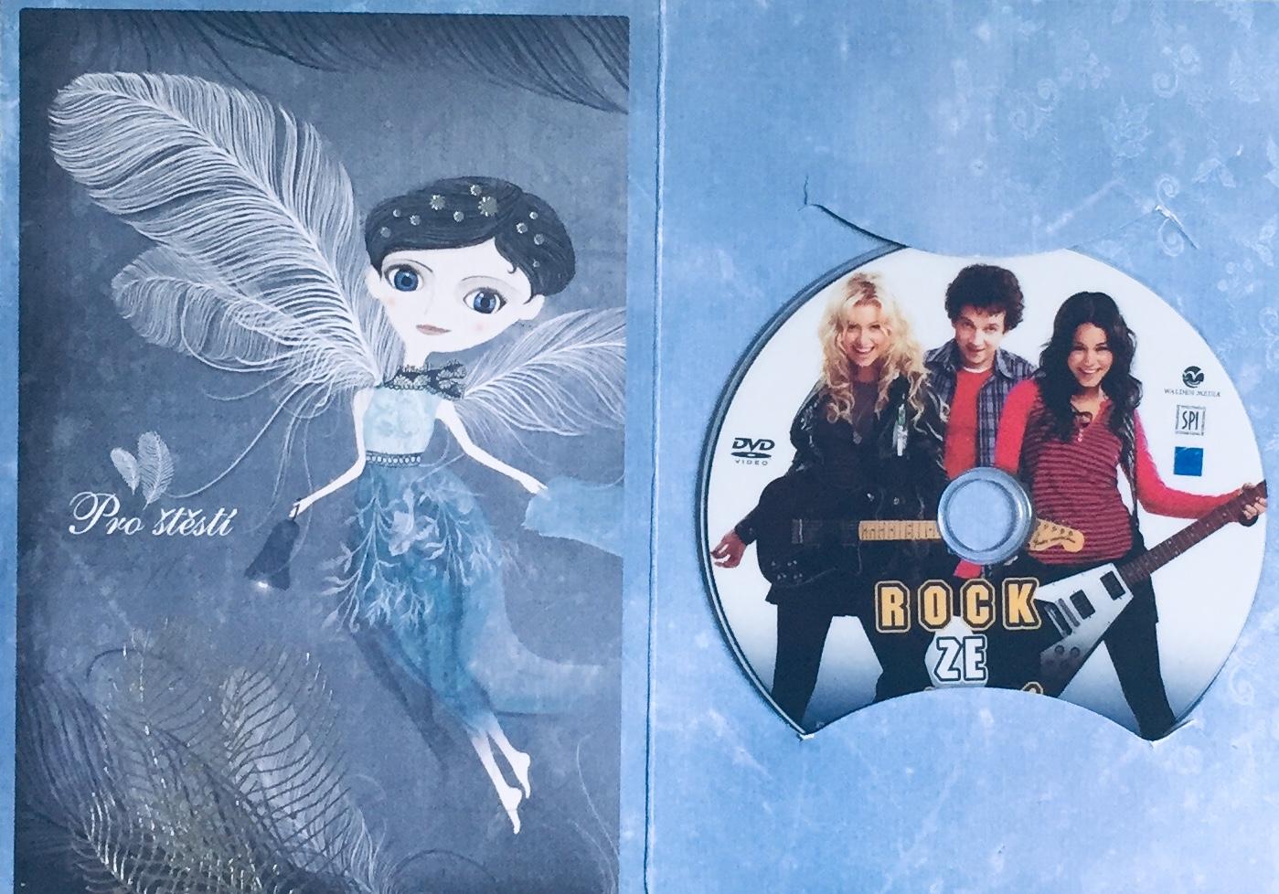 Rock ze střední - DVD /dárkový obal/