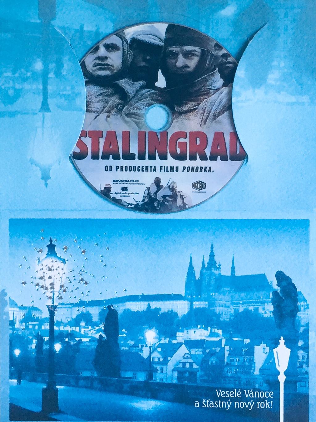 Stalingrad - DVD /dárkový obal/