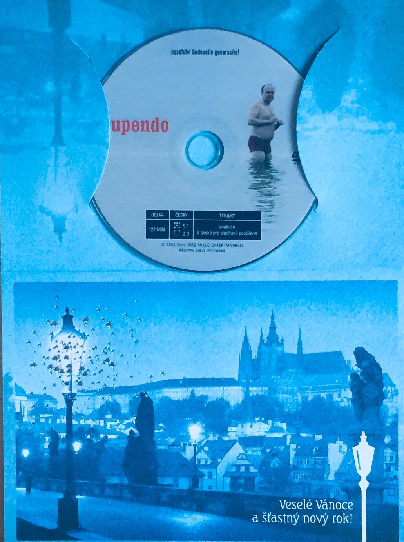 Pupendo - DVD /dárkový obal/