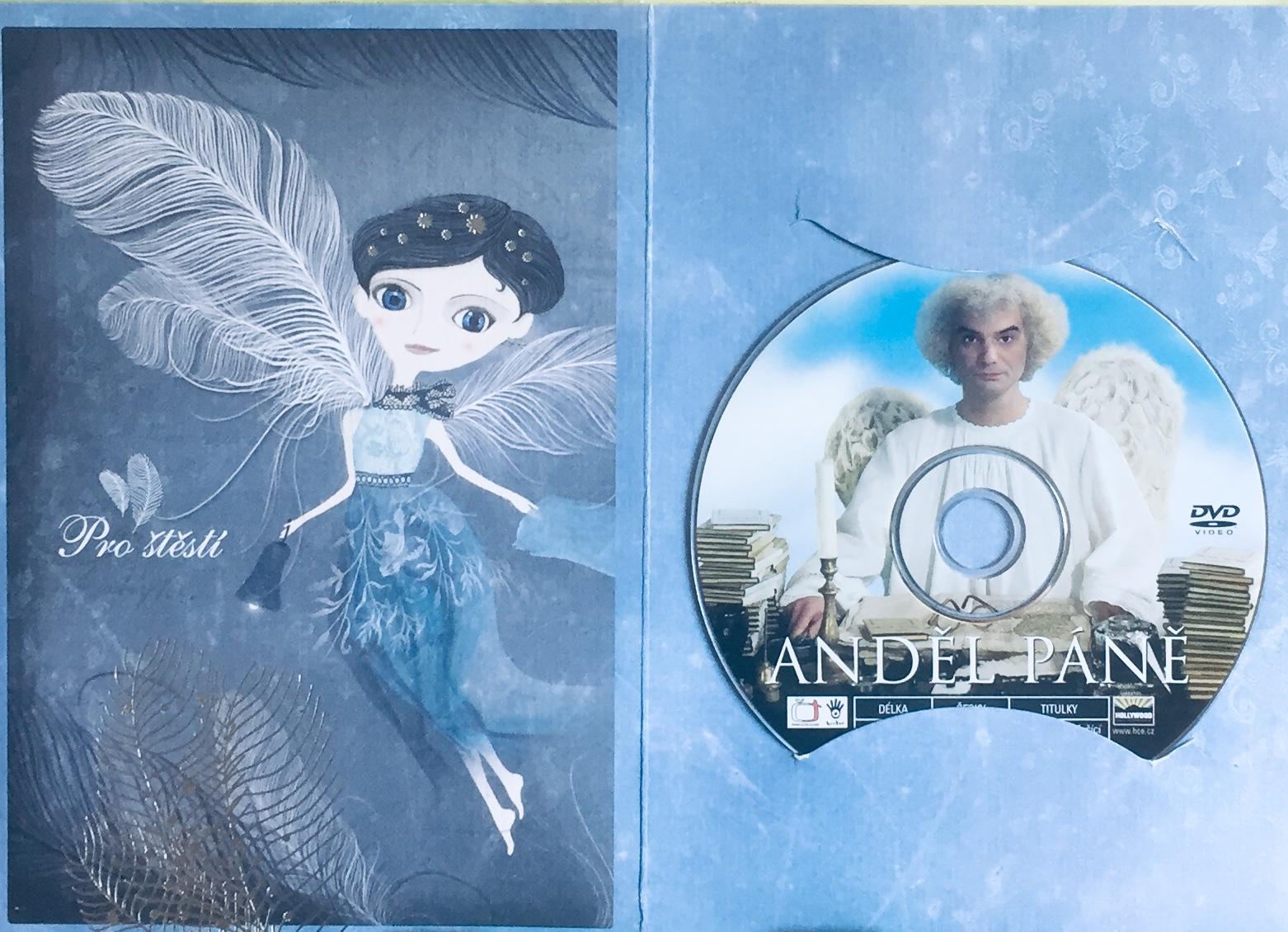 Anděl páně - DVD /dárkový obal/