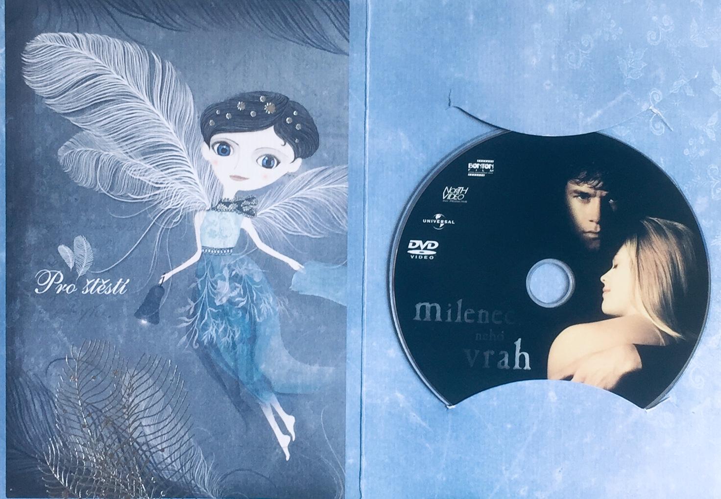 Milenec nebo vrah - DVD /dárkový obal/