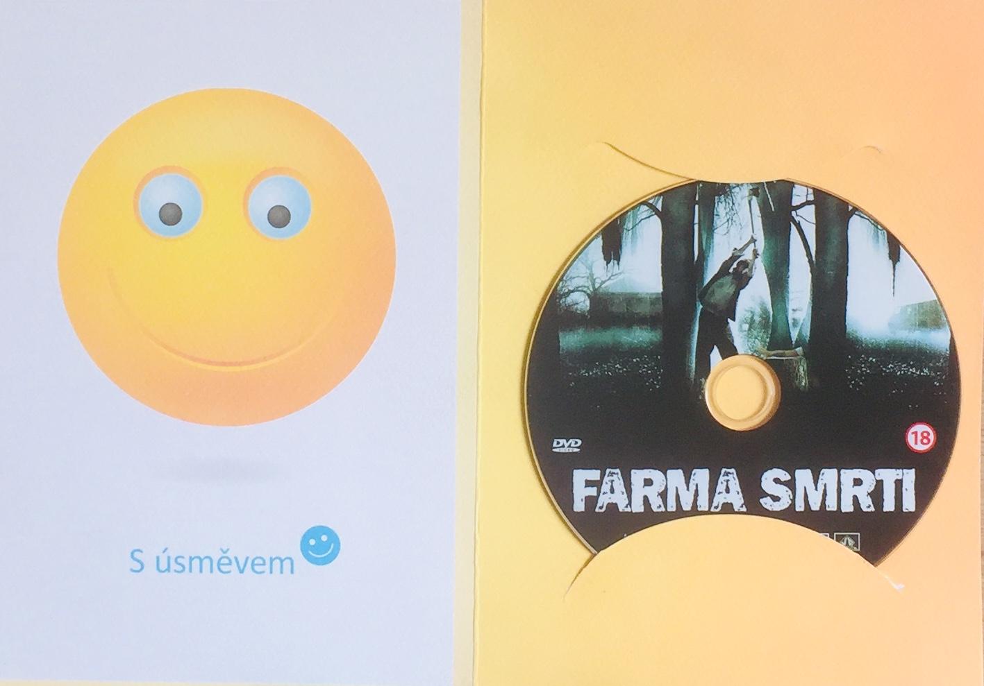 Farma smrti - DVD /dárkový obal/