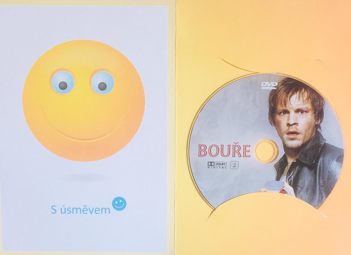 Bouře - DVD /dárkový obal/