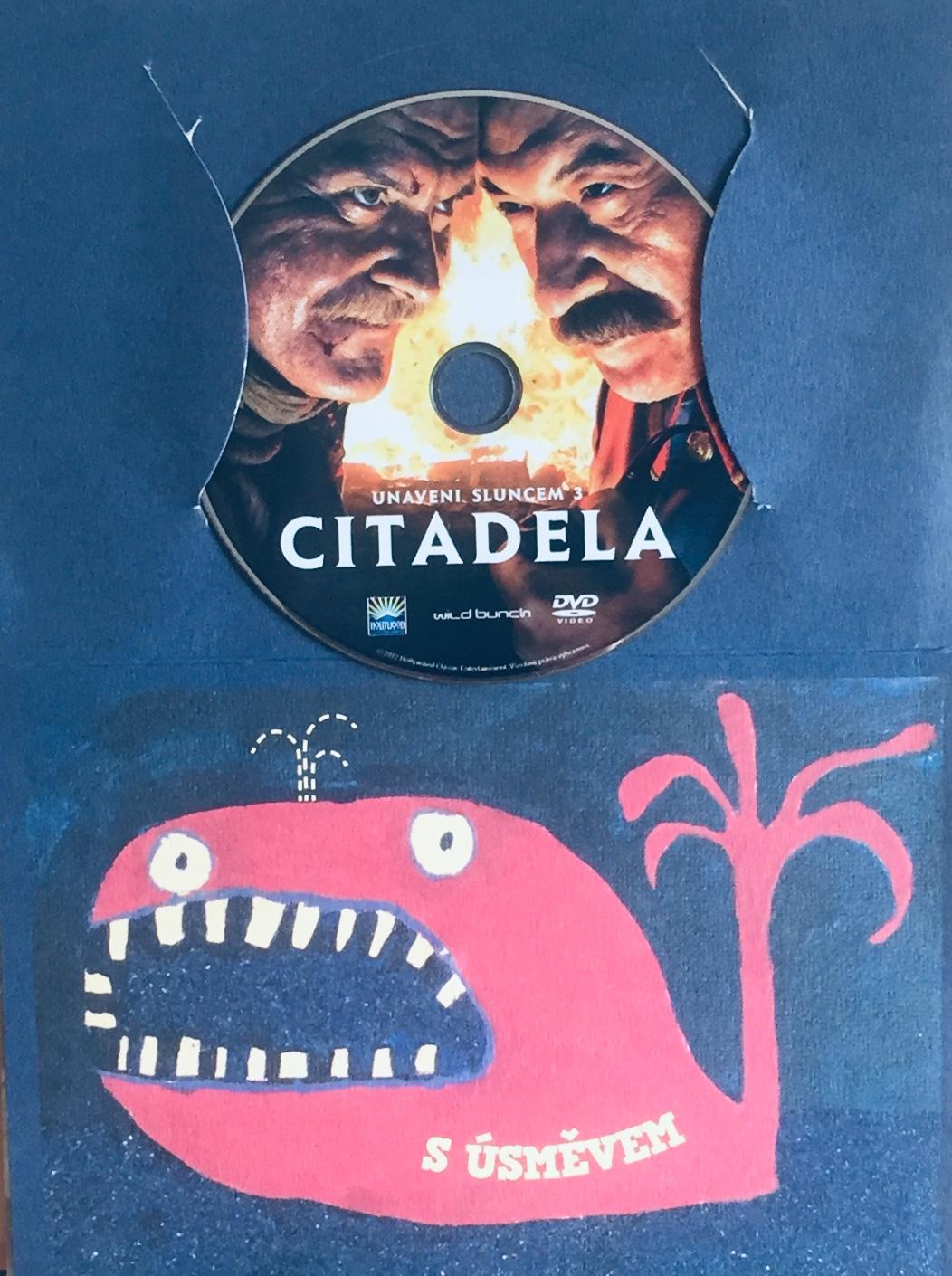 Citadela - Unaveni sluncem 3 - DVD /dárkový obal/