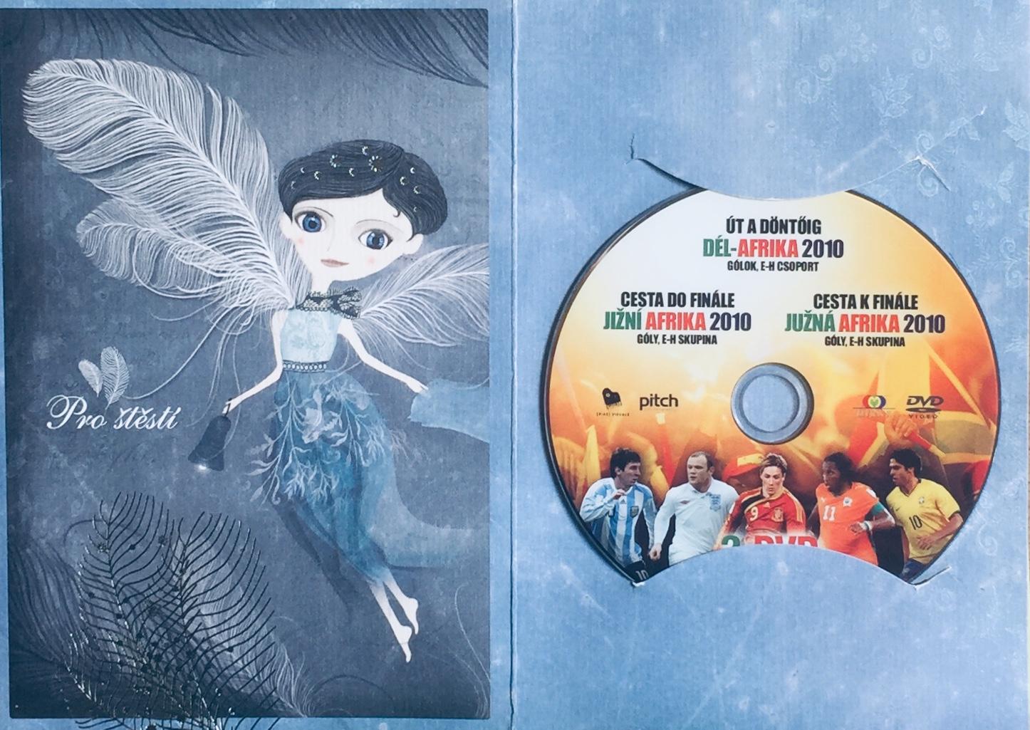 Destination South Africa 2 - DVD /dárkový obal/