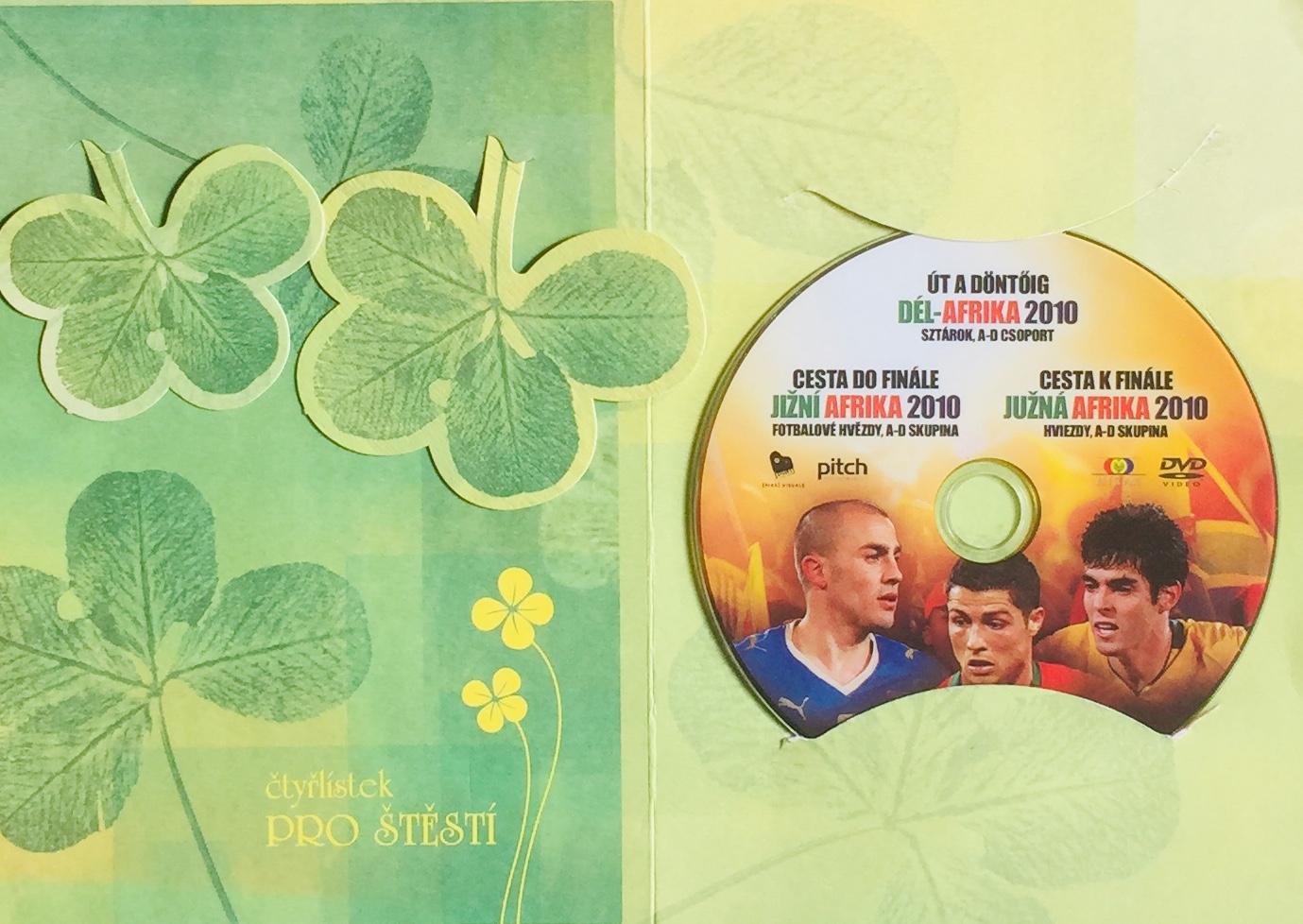 Destination South Africa 1 - DVD /dárkový obal/