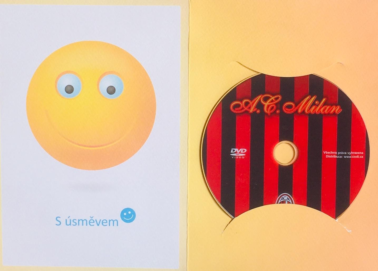 A.C. Milan - DVD /dárkový obal/