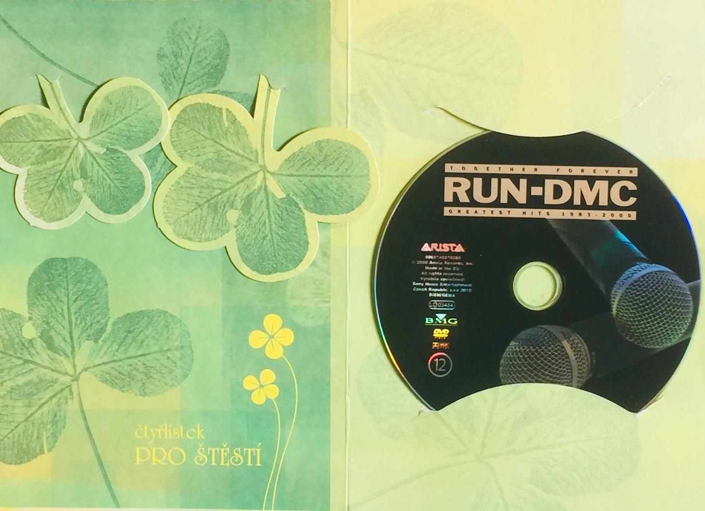 Run-DMC - Greatest Hits 1983-2000 - DVD /dárkový obal/