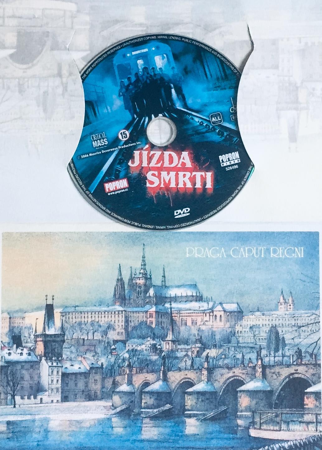 Jízda smrti - DVD /dárkový obal/