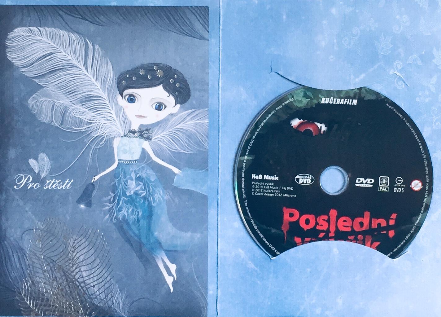 Poslední výkřik - DVD /dárkový obal/