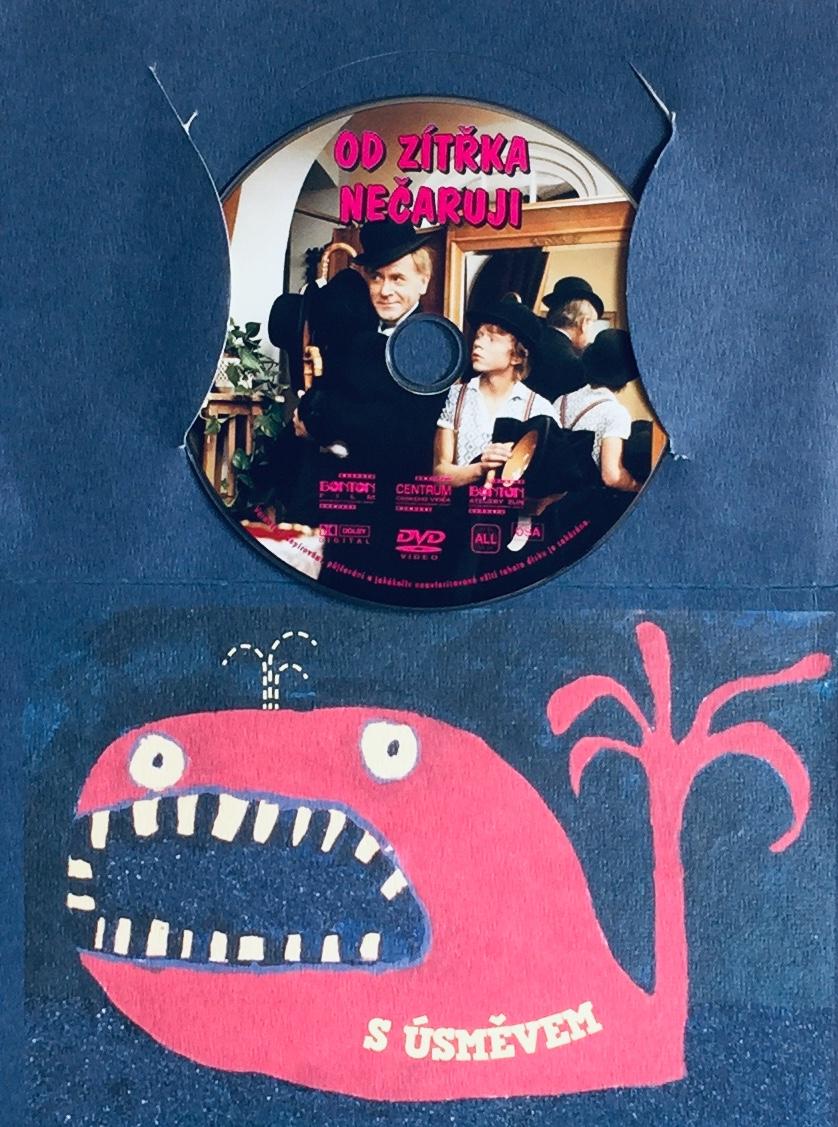 Od zítřka nečaruji - DVD /dárkový obal/