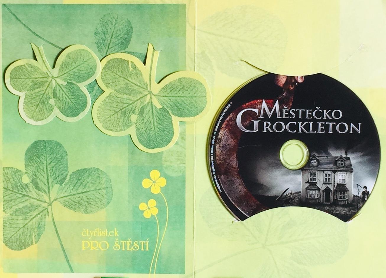 Městečko Grockleton - DVD /dárkový obal/
