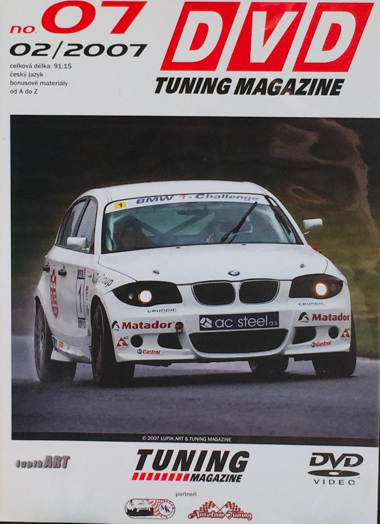 DVD Tuning Magazine no. 07 - 02/2007 - DVD /slim/