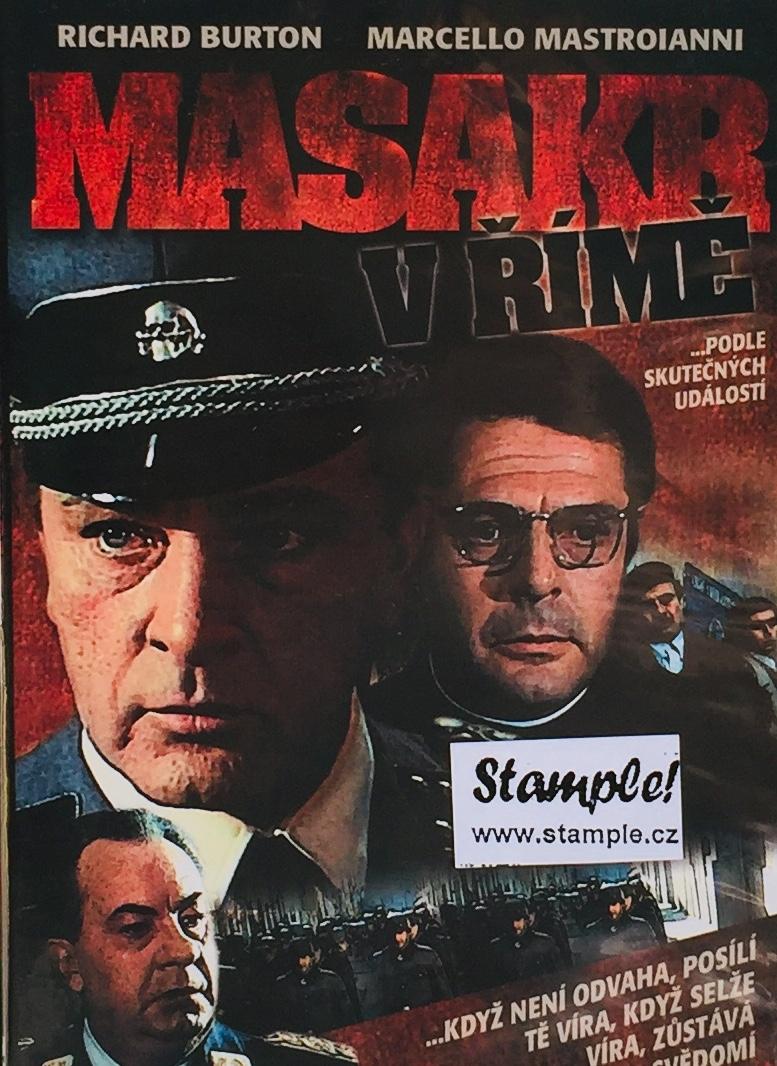 Masakr v Římě - DVD /slim/