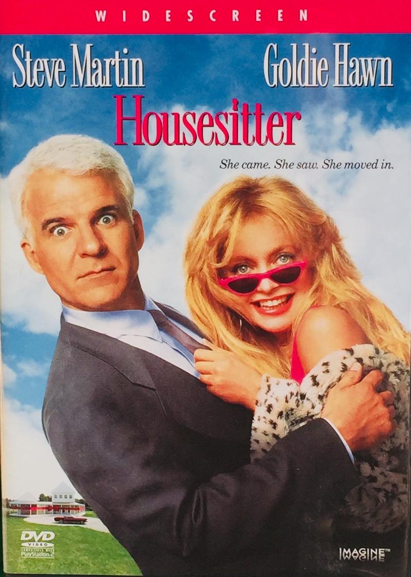 Housesitter / Promiň, jsi ženatý! - v originálním znění s CZ titulky - DVD /plast/