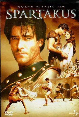 Spartakus ( slim ) - DVD