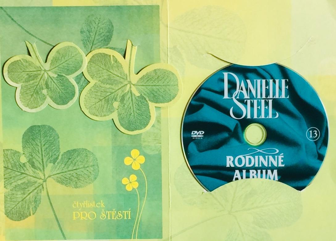 Danielle Steel - Rodinné album - DVD /dárkový obal/