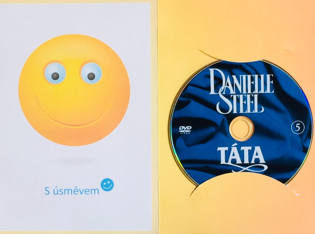 Danielle Steel - Táta - DVD /dárkový obal/
