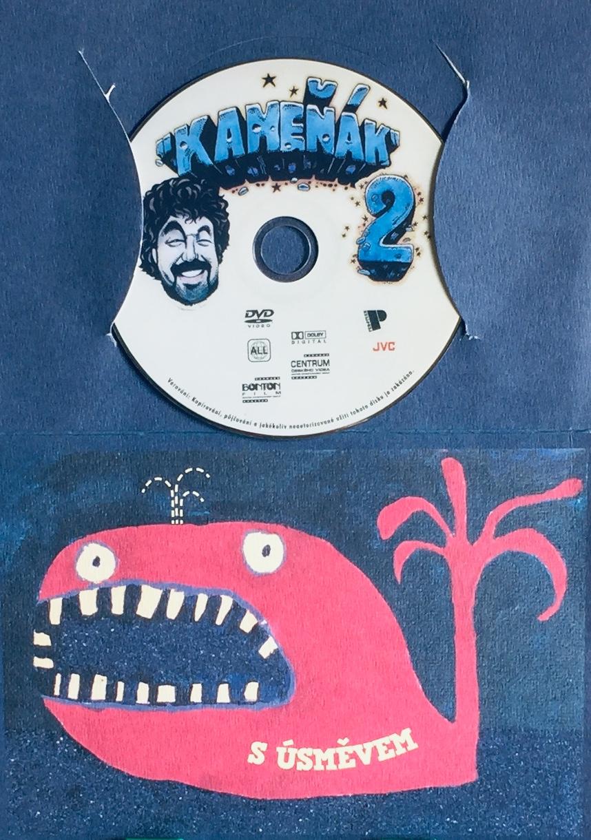 Kameňák 2 - DVD /dárkový obal/