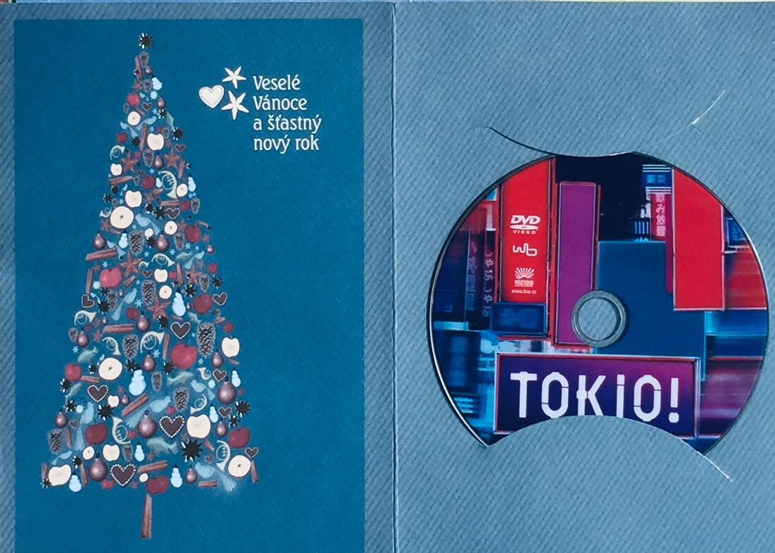Tokio! - DVD /dárkový obal/