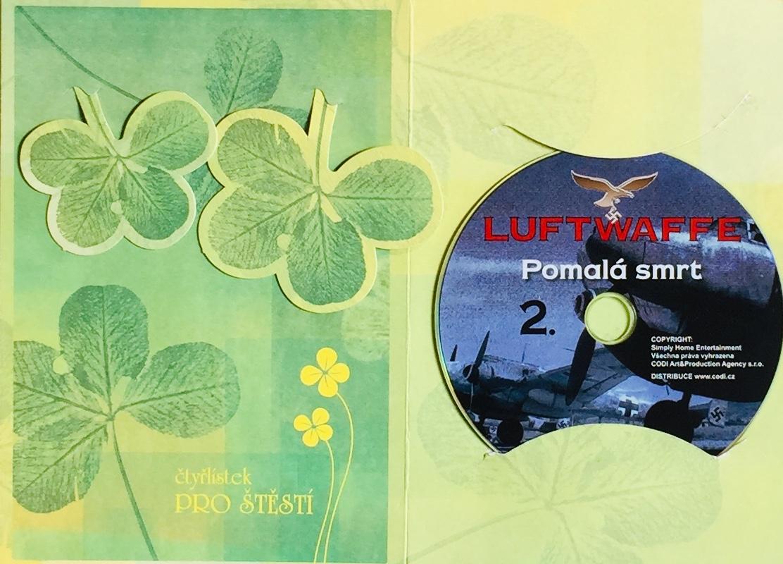 Luftwaffe 2. - Pomalá smrt - DVD /dárkový obal/