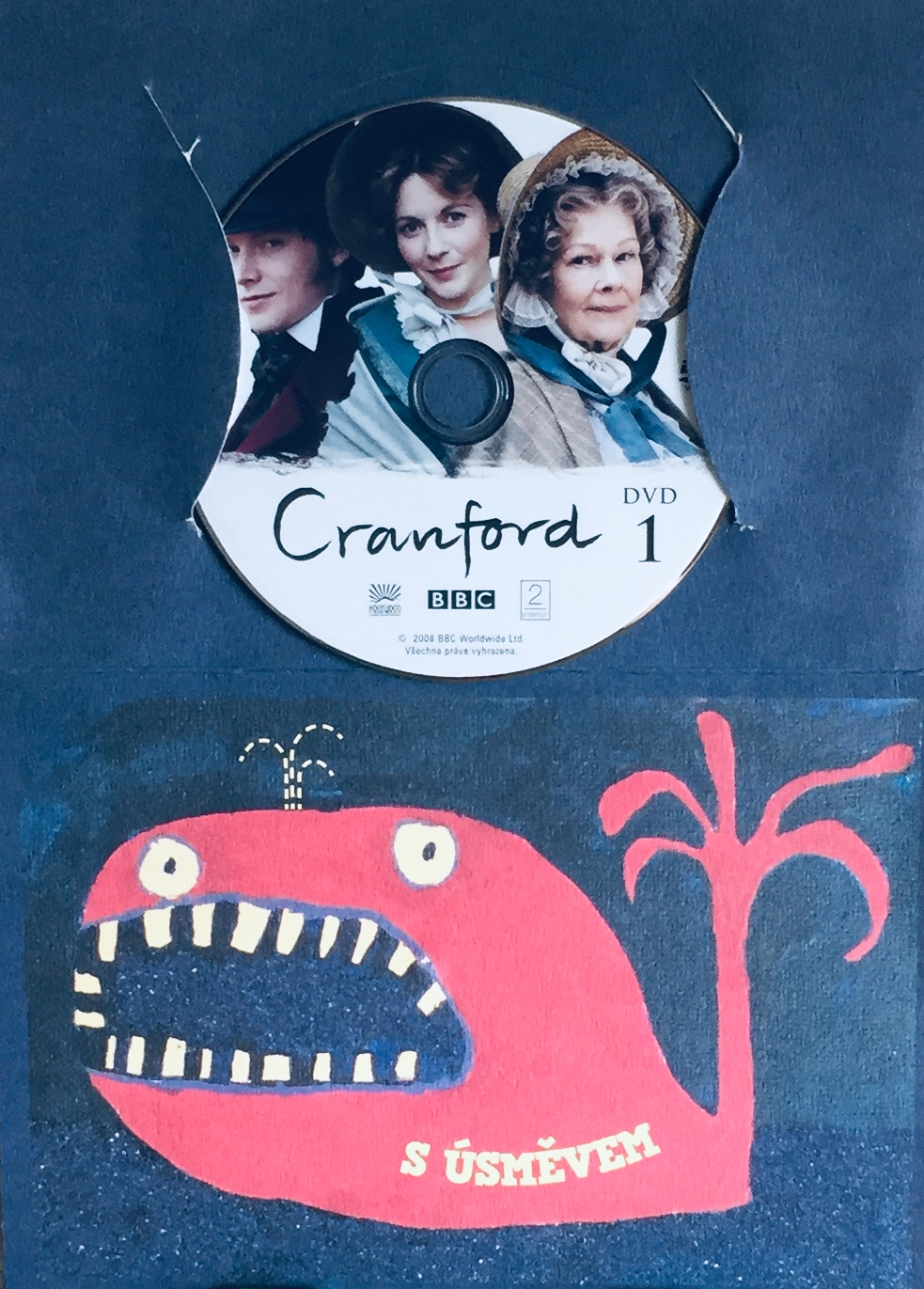 Cranford 1 - DVD /dárkový obal/