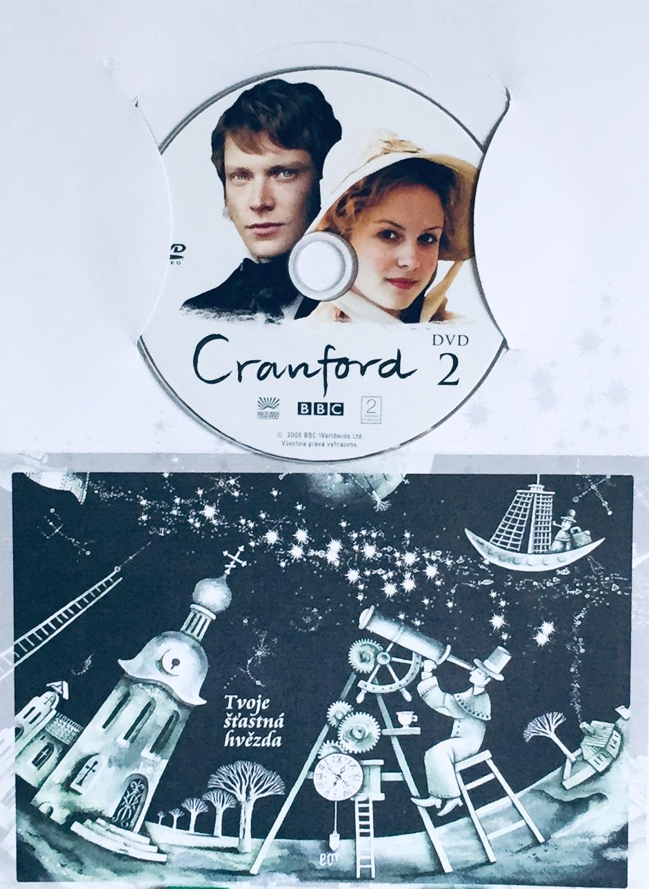 Cranford 2 - DVD /dárkový obal/