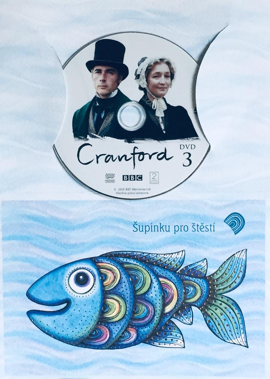 Cranford 3 - DVD /dárkový obal/