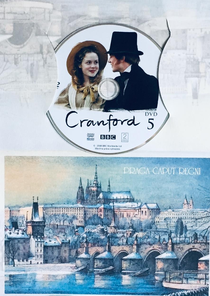 Cranford 5 - DVD /dárkový obal/