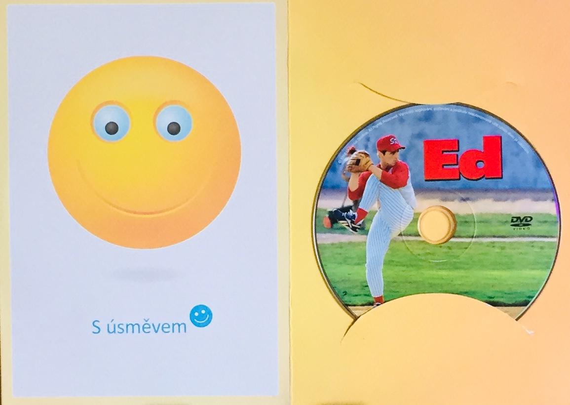 Ed - DVD /dárkový obal/