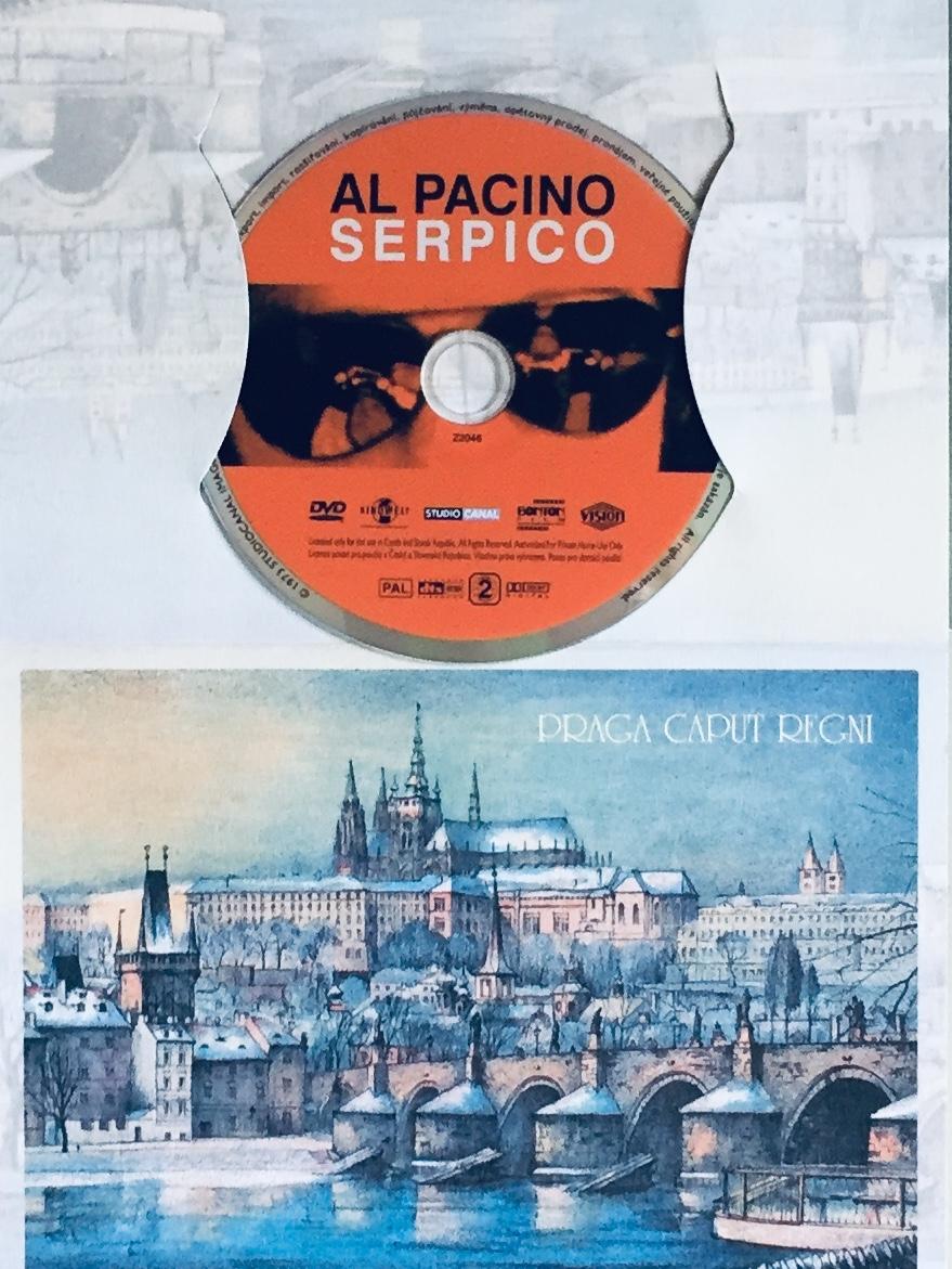 Serpico - DVD /dárkový obal/
