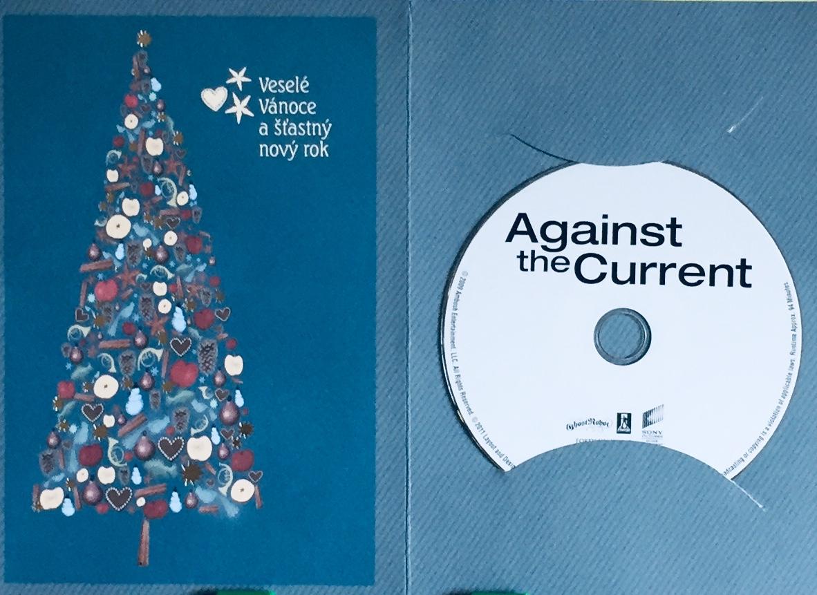 Against the Current / Proti proudu - DVD /dárkový obal/
