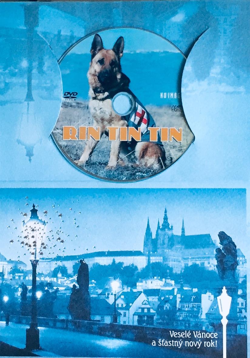 Rin Tin Tin - DVD /dárkový obal/